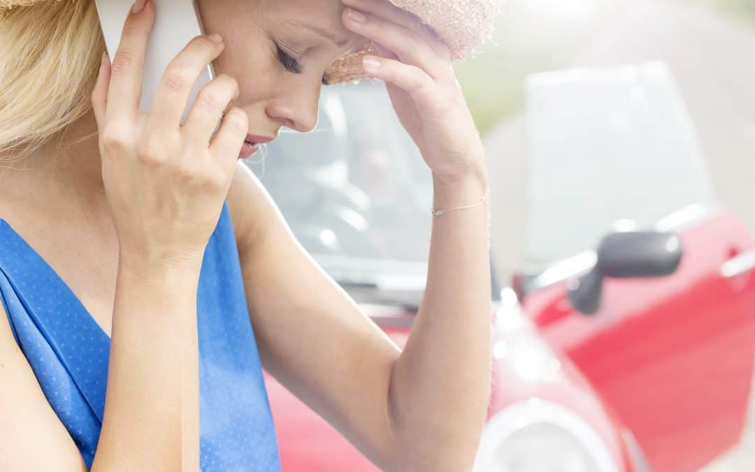 5 Mistakes That Will Turn Your Car Accident Into a Lawsuit